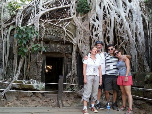 Angkor Wat in a Day